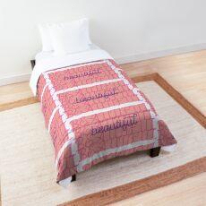 Beauty in Beauty Comforter