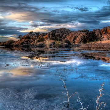 Crystal Blue by boblarsonphoto