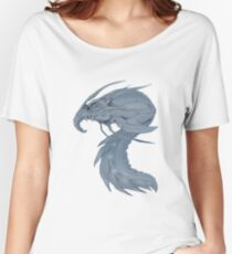 Underwater creature_third version Women's Relaxed Fit T-Shirt