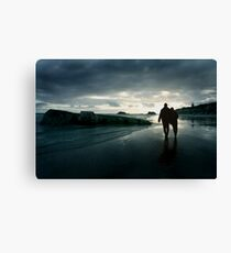 Always By Your Side Canvas Print