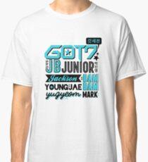 GOT7 Collage Classic T-Shirt