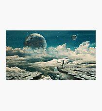 The explorer Photographic Print