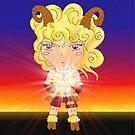 zodiac sign: Aries* by Akiqueen
