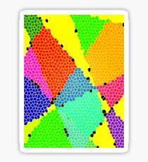 Colour Anyone? Sticker