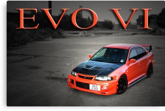 EVO VI by AGP-Photography