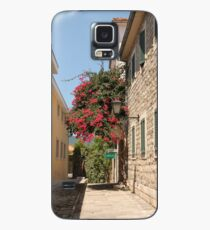 The streets of Herceg Novi Case/Skin for Samsung Galaxy