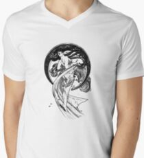 Mucha Dance Men's V-Neck T-Shirt