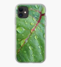 After the rain iPhone Case