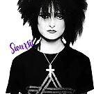 Rock Goddess - Siouxsie by ikonvisuals