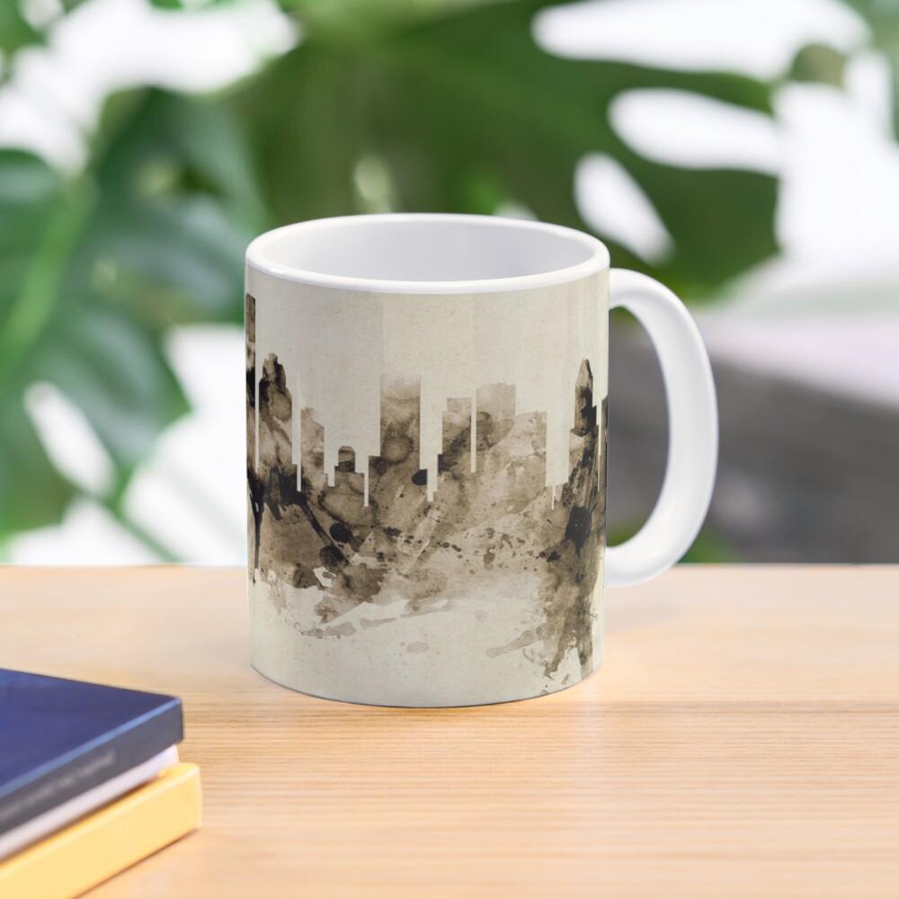Houston Texas Skyline Mug