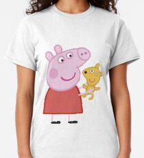 peppa + toy Classic T-Shirt