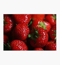 berry Photographic Print