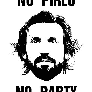 No Pirlo No Party by Sacredbluerose