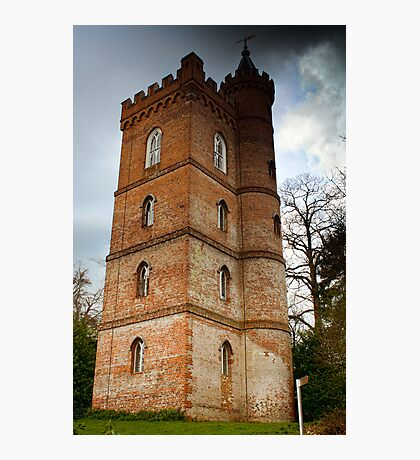 Gothic Tower Photographic Print