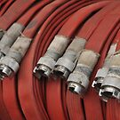 Fire Hoses by Alfred Hellstern