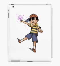 Ness iPad Case/Skin