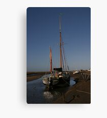 Blakeney, Norfolk Canvas Print