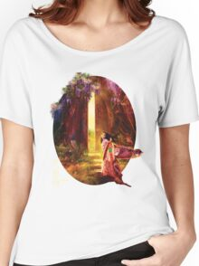 A Knock At The Door Women's Relaxed Fit T-Shirt