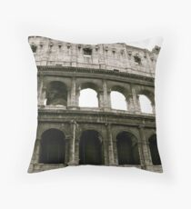 Home of the Gladiators Throw Pillow