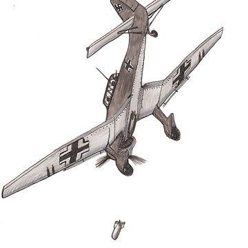 Stuka by dangerpowers123