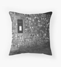Royal Mail Letterbox - Lindfield Throw Pillow