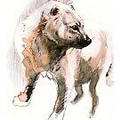 «Speothos the Bush Dog» de belettelepink