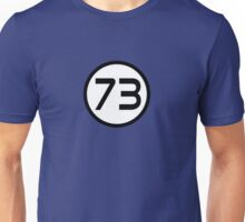 73 - The Best Number Unisex T-Shirt