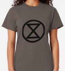 TOP SELLING Extinction Rebellion Merchandise Classic T-Shirt