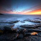 Southerndown Sundown by Jeanie