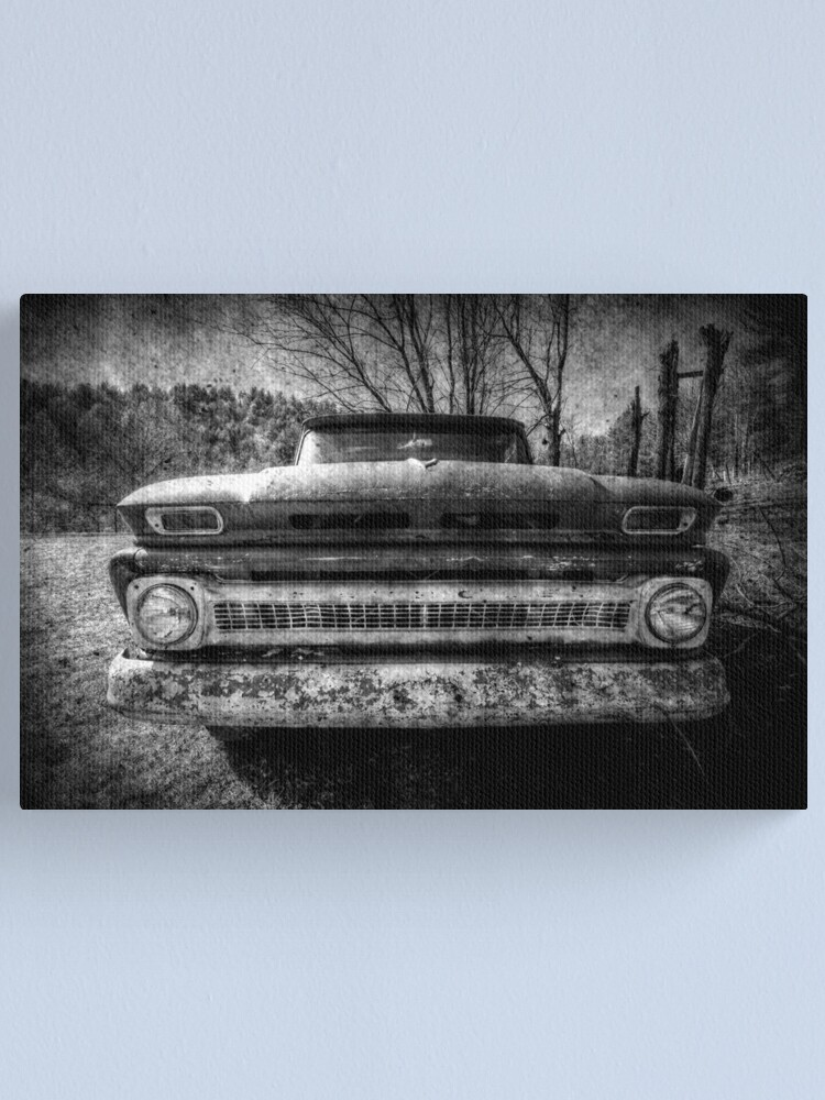 Alternate view of In Your Face Canvas Print