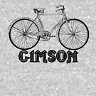 Gimson Bicycle by coloriscausa