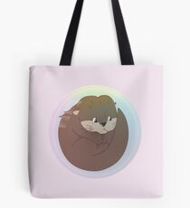 Baby Otter Tote Bag