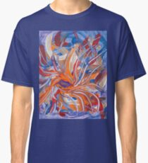confluence shape abstraction Classic T-Shirt