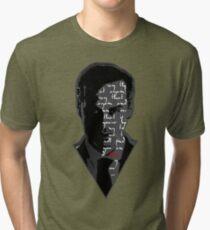 I Will Skin You Tri-blend T-Shirt