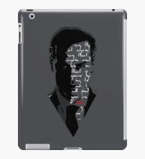 I Will Skin You iPad Case/Skin