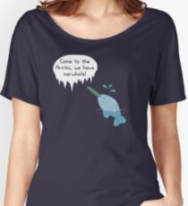 We Have Narwhals! Women's Relaxed Fit T-Shirt