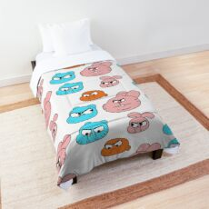 The Amazing World of Gumball Comforter