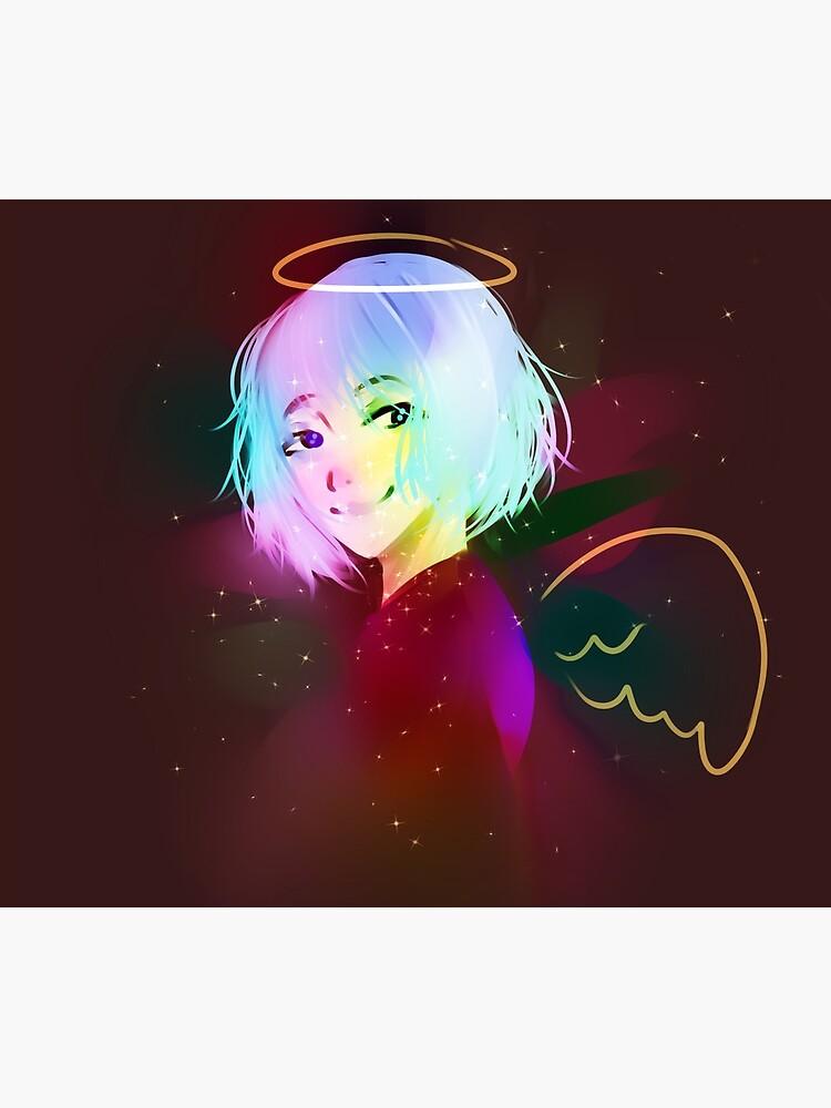 Angel by pusagi