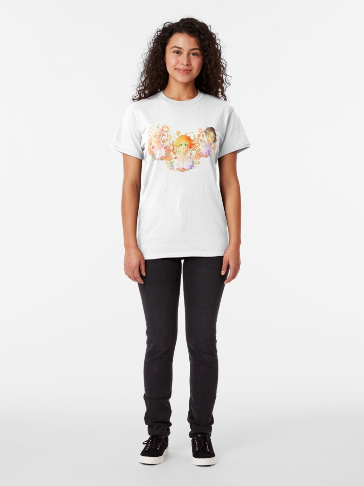 Alternate view of Promised neverland Classic T-Shirt