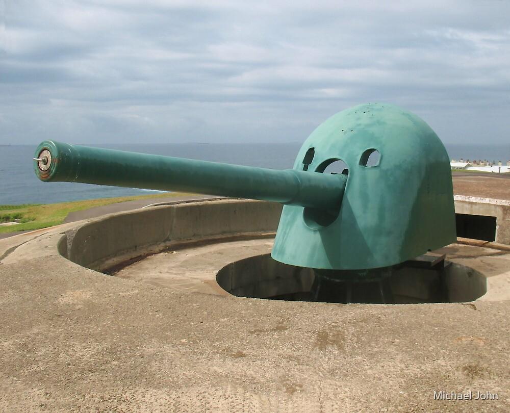 Historic Gun.....or Lying Pinocchio by Michael John