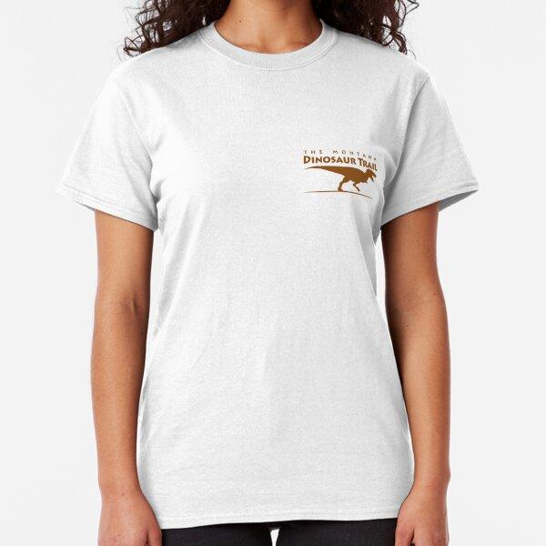 Montana Dinosaur Trail Classic T-Shirt