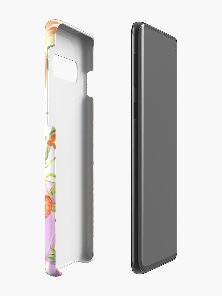 Alternate view of Norman, The promised neverland Case & Skin for Samsung Galaxy