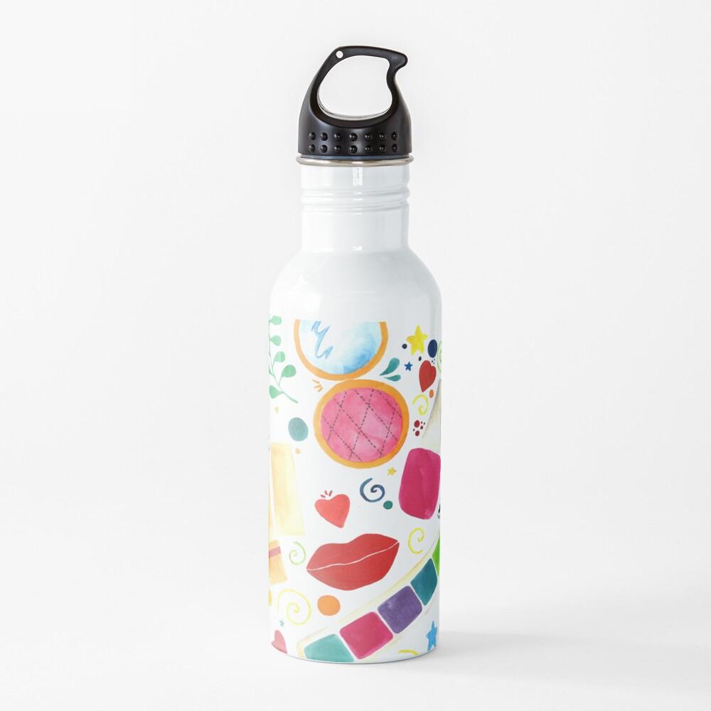 Makeup dreamy night Water Bottle