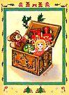 TOY BOX by Judy Mastrangelo