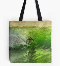 Rippled Tote Bag