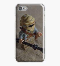 Sandstorm on Jakku iPhone Case/Skin