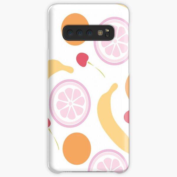 Dreamy fruit pattern Samsung Galaxy Snap Case