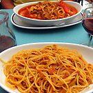 More Lunch in Portofino by Neville Gafen