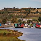 French River, PEI, Canada by Gerda Grice