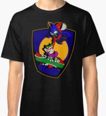 Gnatman vs The Croaker Classic T-Shirt